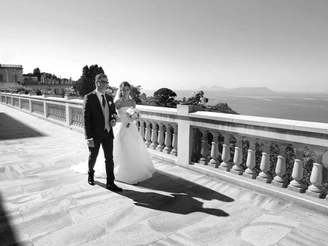 Il matrimonio di Angelo e Giuliana a Patti, Messina 26