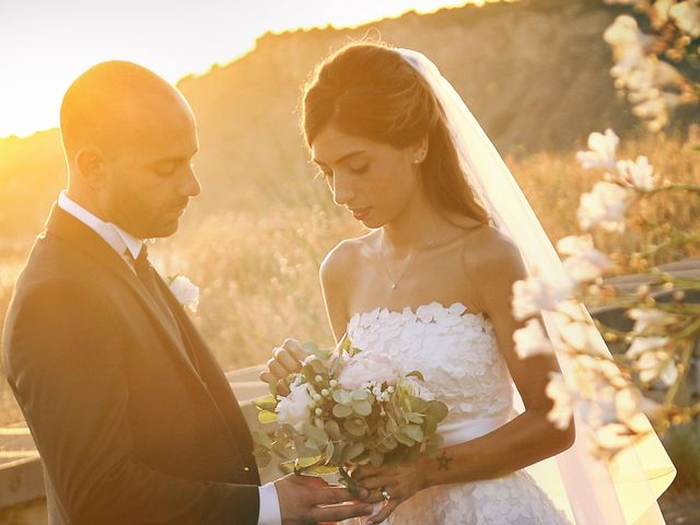 Il matrimonio di Angelo e Giuliana a Patti, Messina 30