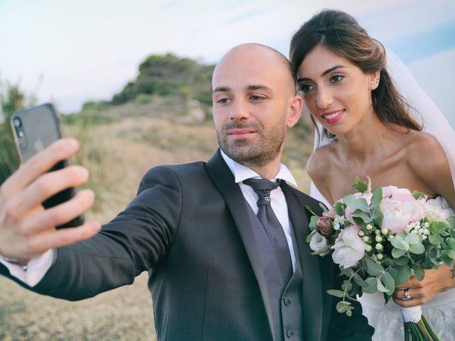 Il matrimonio di Angelo e Giuliana a Patti, Messina 31