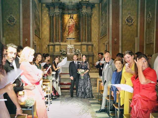 Il matrimonio di Angelo e Giuliana a Patti, Messina 34