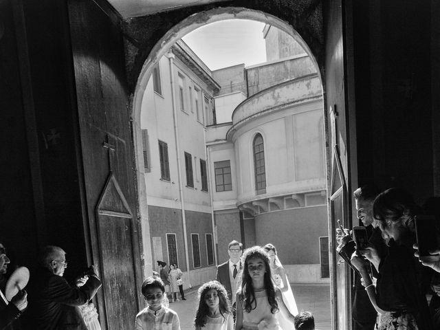 Il matrimonio di Angelo e Giuliana a Patti, Messina 45
