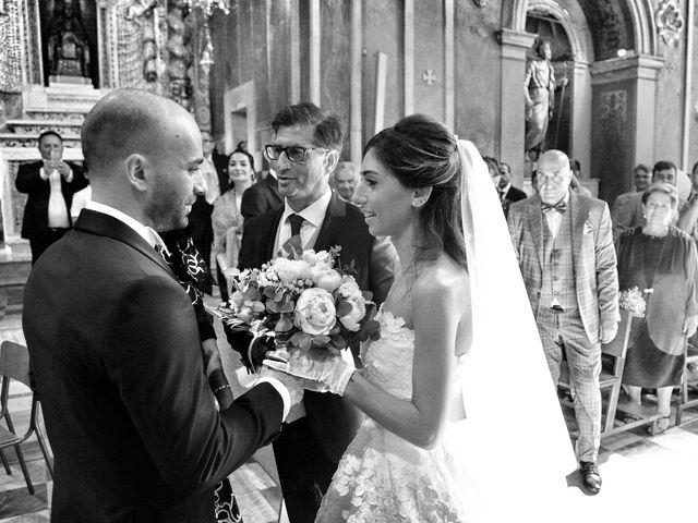 Il matrimonio di Angelo e Giuliana a Patti, Messina 46
