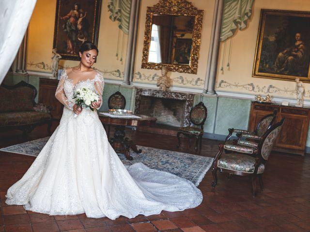 Il matrimonio di Andrea e Silvia a Salerno, Salerno 30