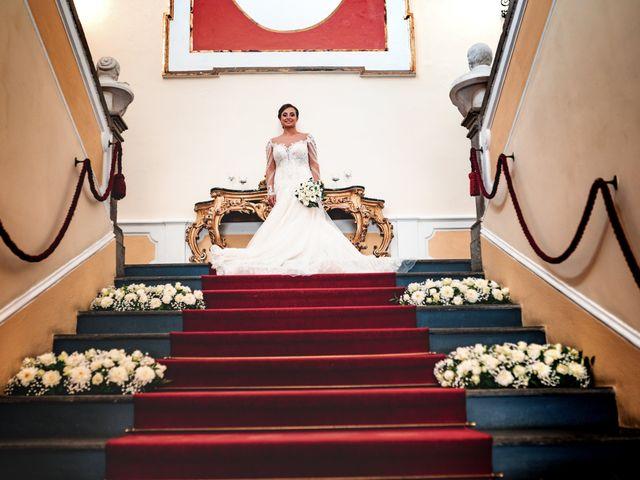 Il matrimonio di Andrea e Silvia a Salerno, Salerno 36