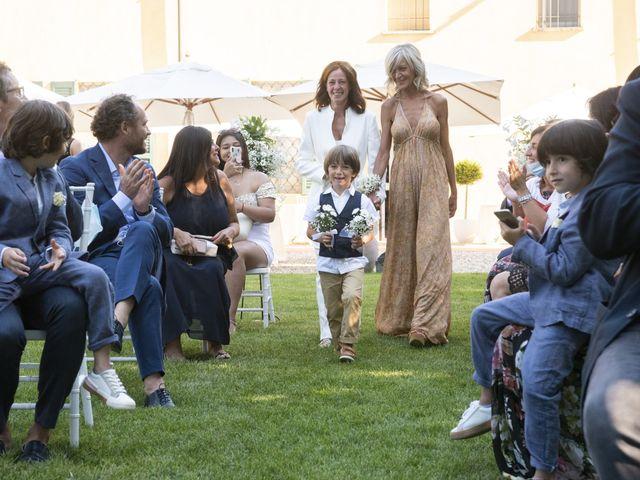 Il matrimonio di Raffaella e Monica a Ripalta Guerina, Cremona 14