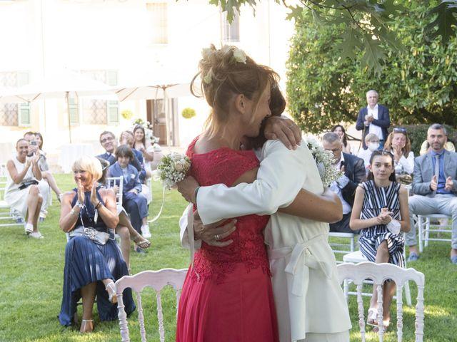 Il matrimonio di Raffaella e Monica a Ripalta Guerina, Cremona 19