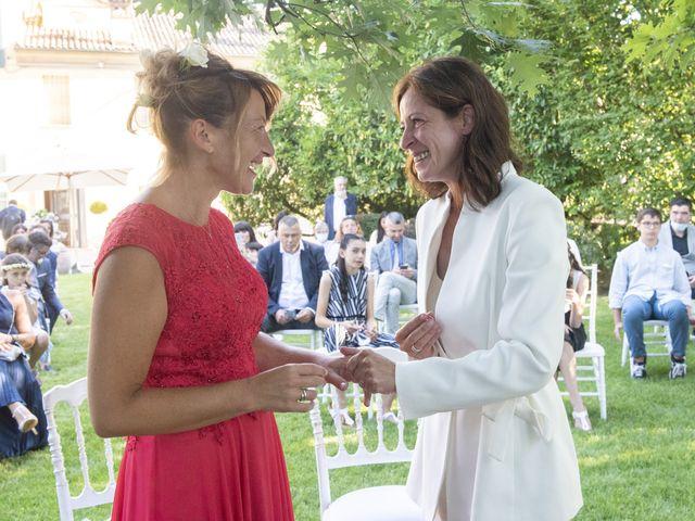 Il matrimonio di Raffaella e Monica a Ripalta Guerina, Cremona 21