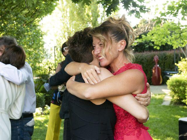 Il matrimonio di Raffaella e Monica a Ripalta Guerina, Cremona 27