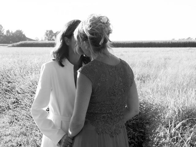 Il matrimonio di Raffaella e Monica a Ripalta Guerina, Cremona 30