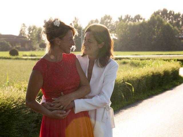 Il matrimonio di Raffaella e Monica a Ripalta Guerina, Cremona 31