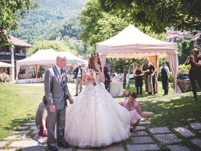 Il matrimonio di Daniele e Alice a Calolziocorte, Lecco 30