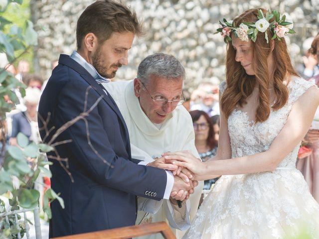 Il matrimonio di Daniele e Alice a Calolziocorte, Lecco 34