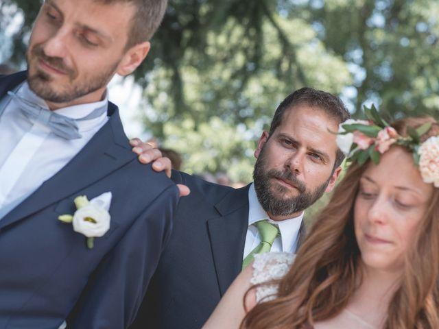 Il matrimonio di Daniele e Alice a Calolziocorte, Lecco 36