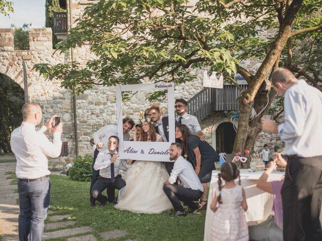 Il matrimonio di Daniele e Alice a Calolziocorte, Lecco 52