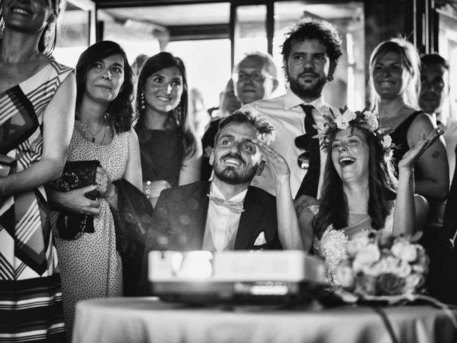 Il matrimonio di Daniele e Alice a Calolziocorte, Lecco 75