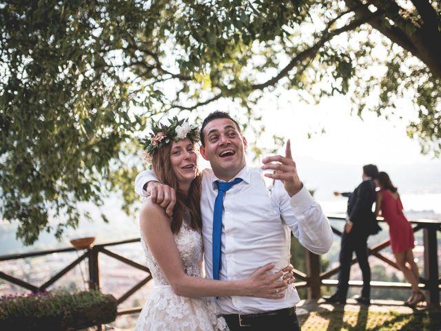 Il matrimonio di Daniele e Alice a Calolziocorte, Lecco 89