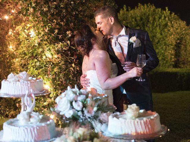 le nozze di Francesca e Enrico