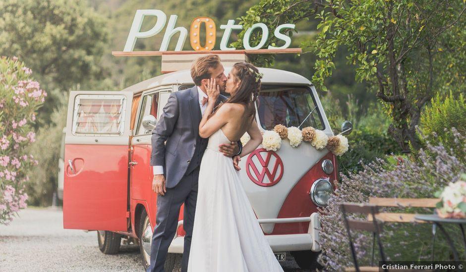 Il matrimonio di Francesca e Enrico a Monterosso al Mare, La Spezia