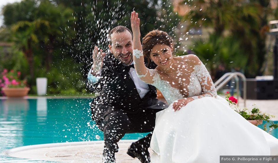Il matrimonio di Francesco e Angela a Lucera, Foggia