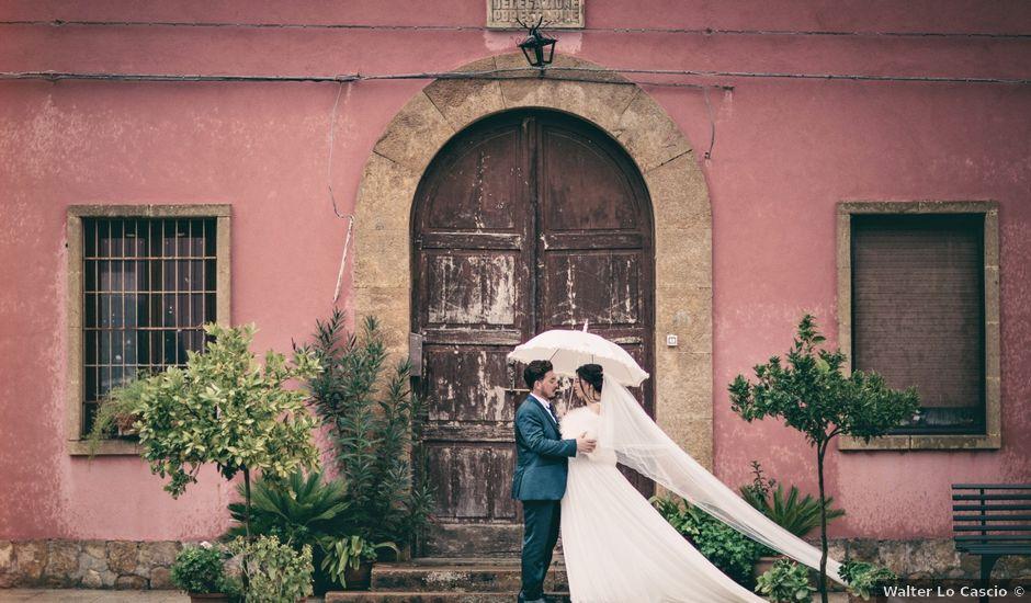 Il matrimonio di Maria Assunta e Salvatore a Barrafranca, Enna