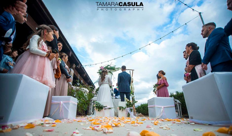 Il matrimonio di Corrias e Alessandra a Arbus, Cagliari