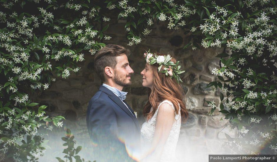 Il matrimonio di Daniele e Alice a Calolziocorte, Lecco