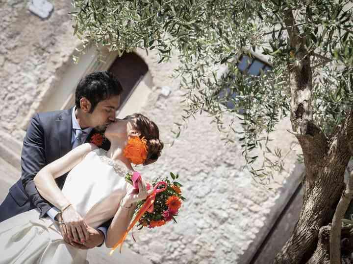 Le nozze di Valentina e Ramanujam