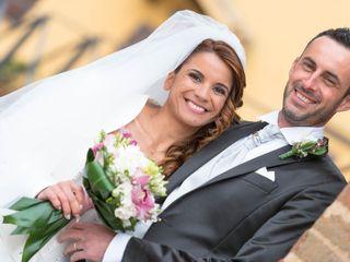 Le nozze di Giada e Stefano