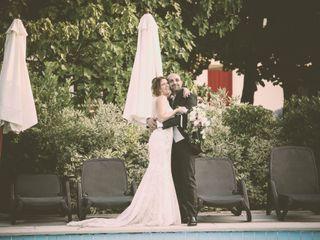 Le nozze di Cristina e Carlo