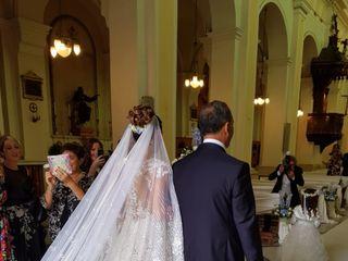 Le nozze di Antonella  e Diego 1