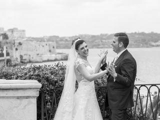 Le nozze di Antonella  e Diego