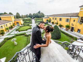 Le nozze di Enrica e Claudio