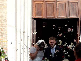 Le nozze di Nicholl e Gabriele 3