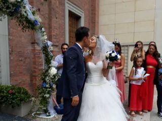 Le nozze di Simona e Carlo 1