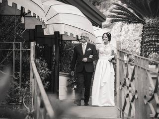Le nozze di Erica e Fabio 1