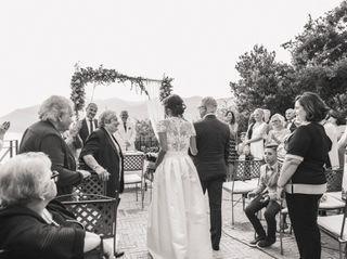 Le nozze di Erica e Fabio 3
