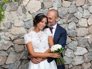 Le nozze di Erica e Fabio