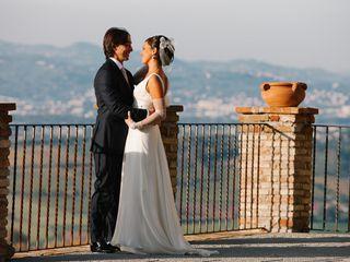 Le nozze di Marianna e Maurizio