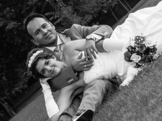 Le nozze di Stefania e Edoardo
