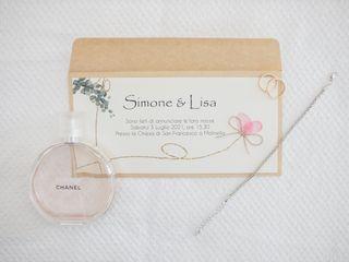 Le nozze di Lisa e Simone 1