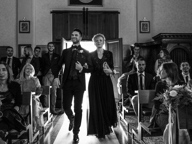 Il matrimonio di Luca e Angela a Motta di Livenza, Treviso 14