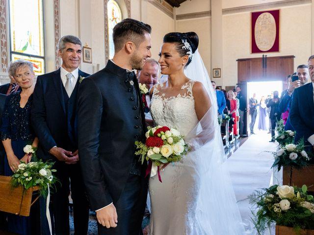 Il matrimonio di Luca e Angela a Motta di Livenza, Treviso 15