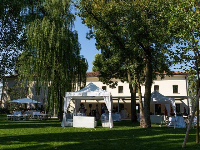 Il matrimonio di Luca e Angela a Motta di Livenza, Treviso 22