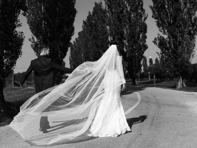 Il matrimonio di Luca e Angela a Motta di Livenza, Treviso 29