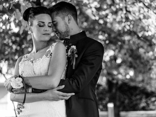 Il matrimonio di Luca e Angela a Motta di Livenza, Treviso 33