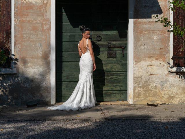 Il matrimonio di Luca e Angela a Motta di Livenza, Treviso 34