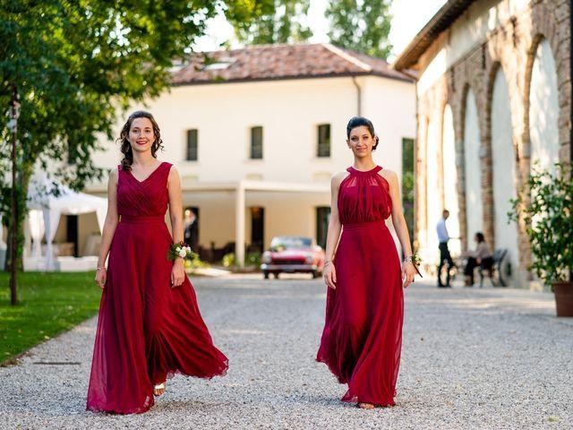 Il matrimonio di Luca e Angela a Motta di Livenza, Treviso 37