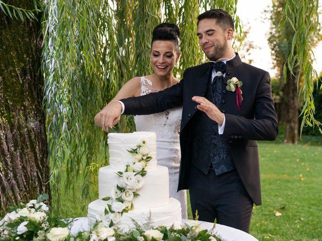 Il matrimonio di Luca e Angela a Motta di Livenza, Treviso 40