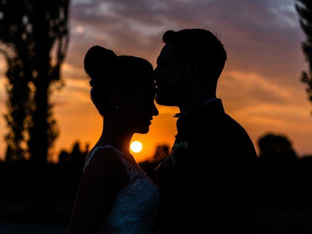 Il matrimonio di Luca e Angela a Motta di Livenza, Treviso 41