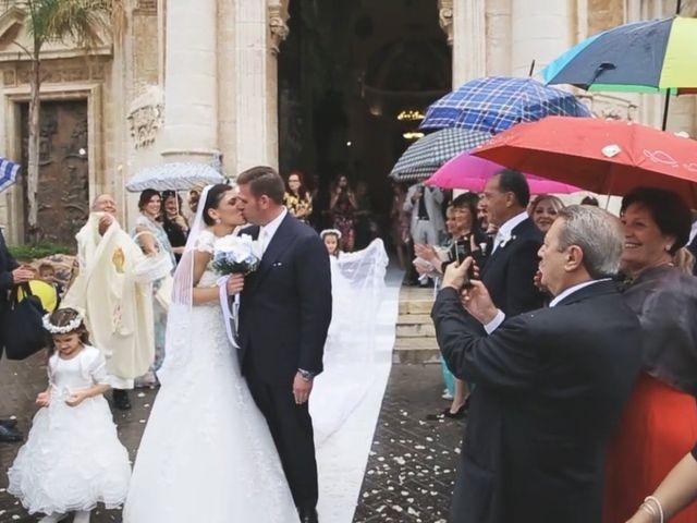 Il matrimonio di Diego e Antonella  a Siracusa, Siracusa 1